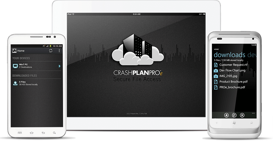 Crashplan PROe Apple Support