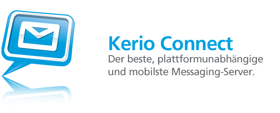 Kerio Connect Apple Support