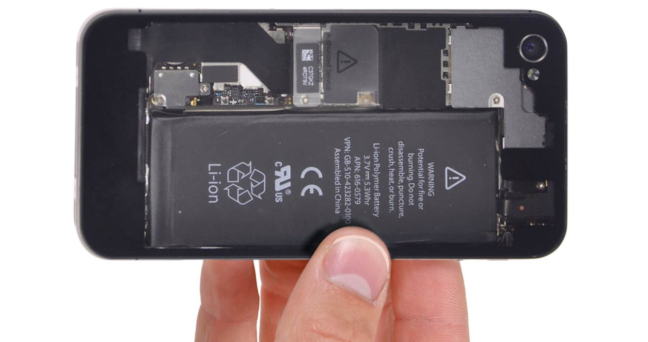 iPhone Batteriewechsel